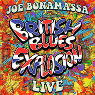 JOE BONAMASSA - BRITISH BLUES EXPLOSION LIVE BLURAY