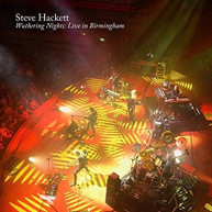 STEVE HACKETT - WUTHERING NIGHTS: LIVE IN BIRMINGHAM BLURAY
