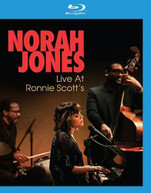 NORAH JONES - LIVE AT RONNIE SCOTT'S BLURAY