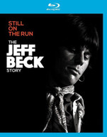 JEFF BECK - STILL ON THE RUN - THE JEFF BECK STORY BLURAY