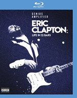 ERIC CLAPTON - LIFE IN 12 BARS BLURAY