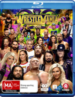 WWE: WRESTLEMANIA 34 (2018) (2018)  [BLURAY]