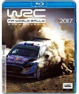 WORLD RALLY CHAMPIONSHIP 2017 REVIEW BLURAY