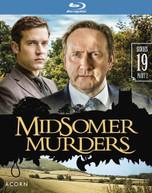 MIDSOMER MURDERS: SERIES 19 PT 2 BLURAY