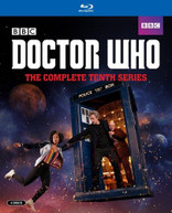 DOCTOR WHO: THE COMPLETE TENTH SERIES BLURAY