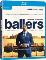 BALLERS: THE COMPLETE THIRD SEASON BLURAY