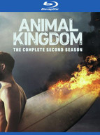 ANIMAL KINGDOM: COMPLETE SECOND SEASON BLURAY