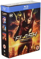 FLASH SEASON 1 TO 3 [UK] BLU-RAY