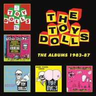 TOY DOLLS - ALBUMS 1983-1987 CD