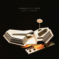 ARCTIC MONKEYS - TRANQUILITY BASE HOTEL + CASINO * CD