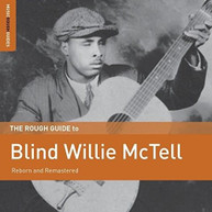 BLIND WILLIE MCTELL - ROUGH GUIDE TO BLIND WILLIE MCTELL CD