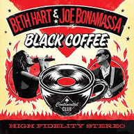 BETH HART / JOE  BONAMASSA - BLACK COFFEE CD