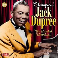 CHAMPION JACK DUPREE - ESSENTIAL RECORDINGS CD