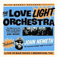 LOVE LIGHT ORCHESTRA / JOHN  NEMETH - LOVE LIGHT ORCHESTRA FEATURING CD