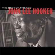 JOHN LEE HOOKER - BEST OF FRIENDS CD