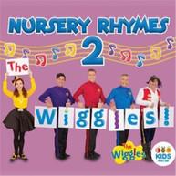 THE WIGGLES - THE WIGGLES NURSERY RHYMES 2 * CD