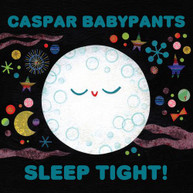CASPAR BABYPANTS - SLEEP TIGHT! CD