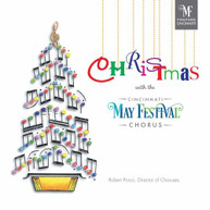 JAMES CONLON /  CINCY MAY FEST CHORUS - CHRISTMAS WITH THE CINCINNATI MAY CD