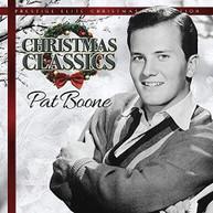 PAT BOONE - CHRISTMAS CLASSICS CD