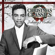 JOHNNY MATHIS - CHRISTMAS CLASSICS CD