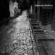 GRIGORYAN BROTHERS - DISTANCE * CD