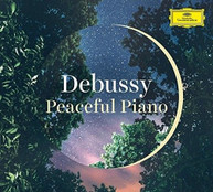 DEBUSSY: PEACEFUL PIANO / VARIOUS CD