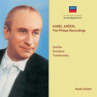 KAREL ANCERL - KAREL ANCERL: PHILIPS RECORDINGS CD