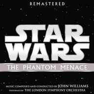 JOHN WILLIAMS - STAR WARS: THE PHANTOM MENACE / SOUNDTRACK CD