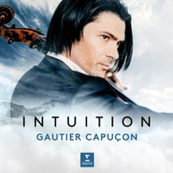 GAUTIER CAPUGON - INTUITION CD