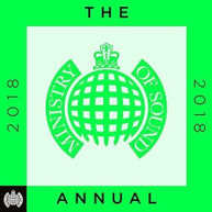 MINISTRY OF SOUND: ANNUAL 2018 / VARIOUS CD