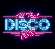 ALL THAT DISCO / VARIOUS CD