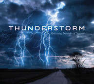 THUNDERSTORM / VARIOUS CD