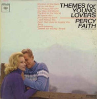 PERCY FAITH - TODAY'S THEMES FOR YOUNG LOVERS CD
