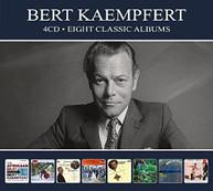 BERT KAEMPFERT - 8 CLASSIC ALBUMS CD