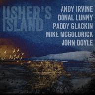 USHER'S ISLAND CD