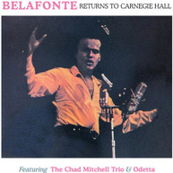 BELAFONTE / CHAD  MITCHELL - RETURNS TO THE CARNEGIE HALL 2ND MAY 1960 CD