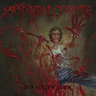 CANNIBAL CORPSE - RED BEFORE BLACK: DELUXE EDITION CD