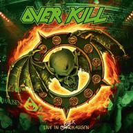 OVERKILL - LIVE IN OVERHAUSEN CD