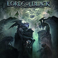LORDS OF BLACK - ICONS OF THE NEW DAYS CD