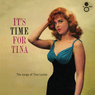 TINA LOUISE - IT'S TIME FOR TINA CD