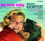 BERT KAEMPFERT - THAT HAPPY FEELING / LIGHTS OUT SWEET DREAMS CD
