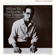 BILL EVANS - SUNDAY AT THE VILLAGE VANGUARD CD