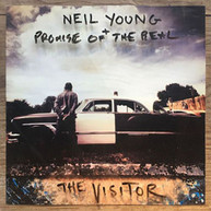 NEIL YOUNG &  PROMISE OF THE REAL - VISITOR CD