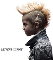 LETTERS FROM THE FIRE CD