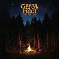 GRETA VAN FLEET - FROM THE FIRES CD