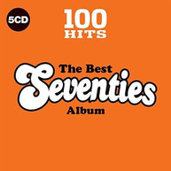 100 HITS: THE BEST 70S / VARIOUS CD