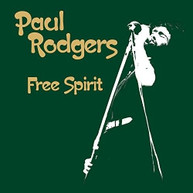PAUL RODGERS - FREE SPIRIT CD