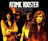 ATOMIC ROOSTER - LIVE AT THE BBC & GERMAN TV CD