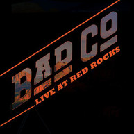 BAD COMPANY - LIVE AT RED ROCKS CD