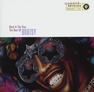 BOOTSY COLLINS - BEST OF CD